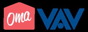 OmaVAV:n logo.